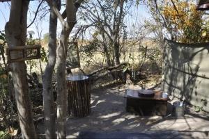 campsite Afrika
