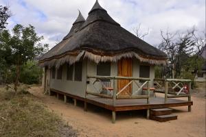 safari tent Afrika