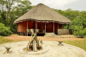 Prive familie lodge