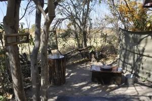 toilet campsite