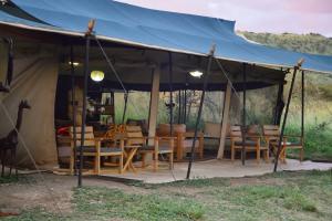 tented camp Tanzania