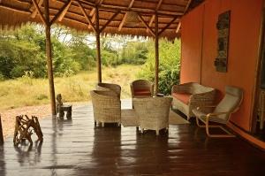 Terras lodge Tanzania